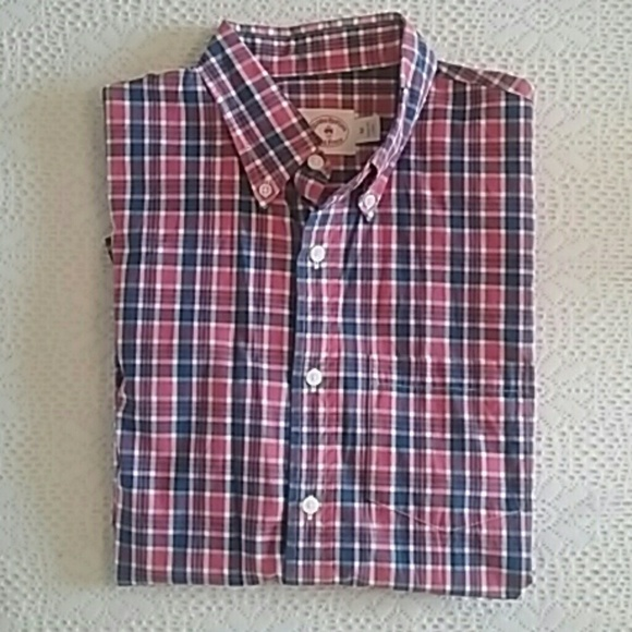 Brooks Brothers Other - Men's short sleeve shirt